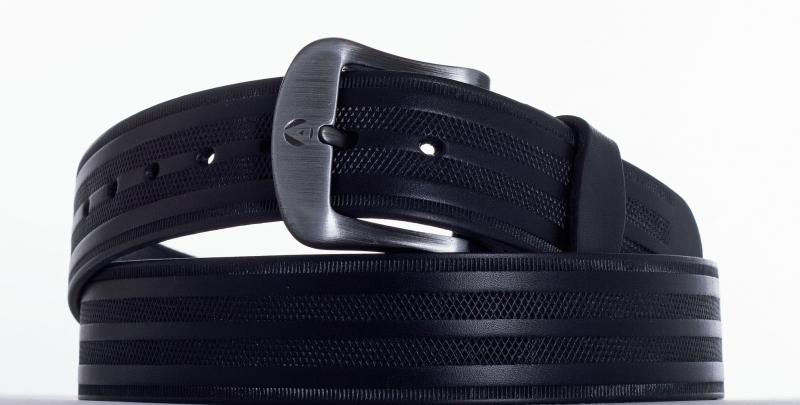 Kožené opasky - Kožený opasek černý 2052 pr.