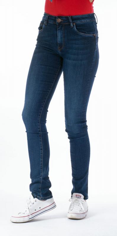 Dámské džíny - Dámské džíny Vigo afro