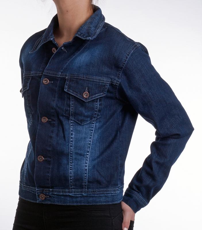 Dámské - Džínová bunda mili