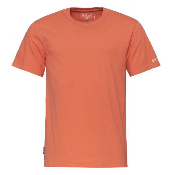 Bushman - Pánské triko Bushman Arvin orange