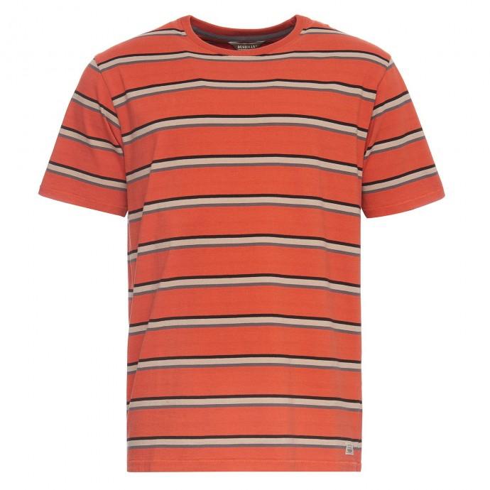 Bushman - Pánské triko Richford orange