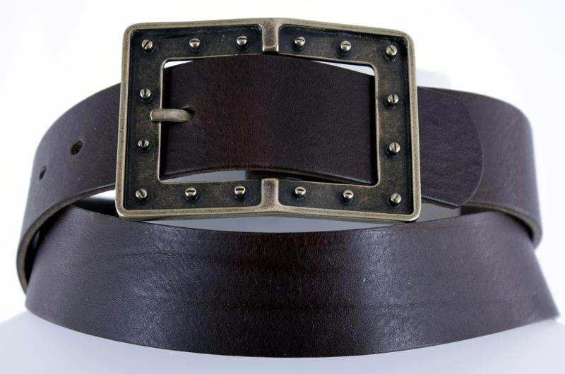 Kožené opasky - Pásek kožený 1473