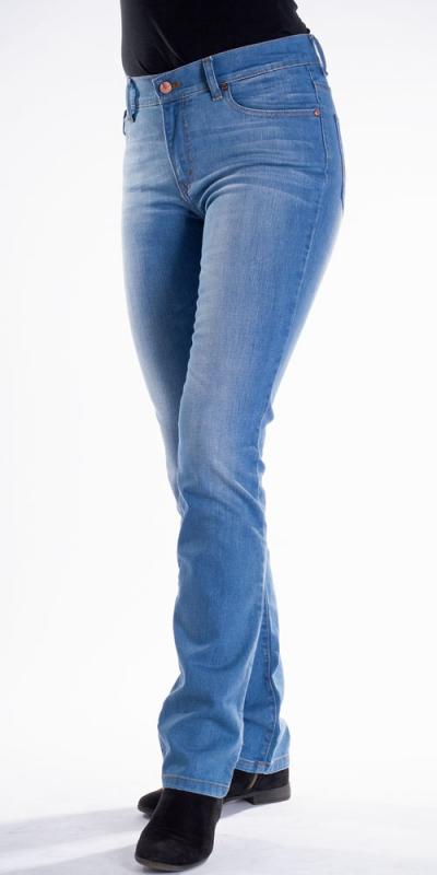 Dámské džíny - Dámské džíny Afrodita světlé