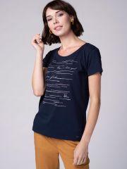 Dámská móda - Dámské triko 60