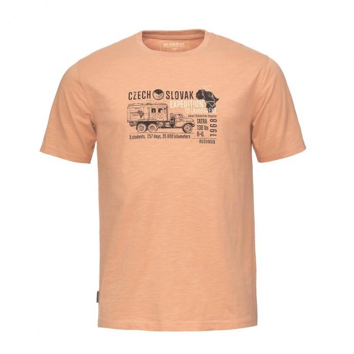 Bushman - Tričko Echo orange