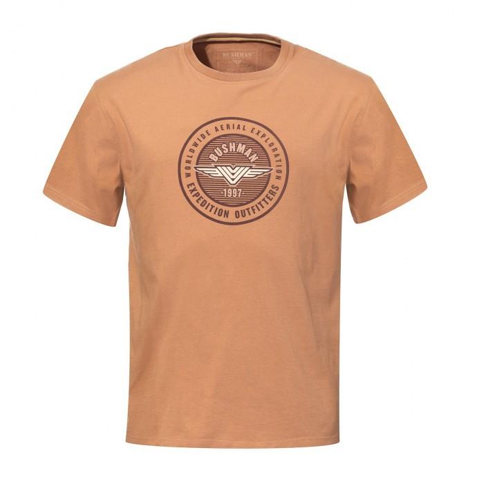 Bushman - Pánské triko Oakhurst orange