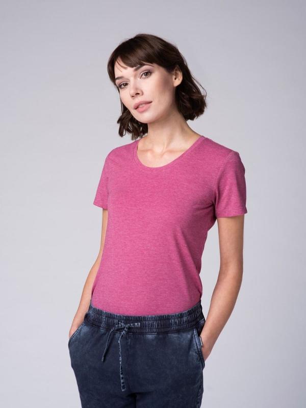 Dámská móda - Dámské tričko Diana růžové