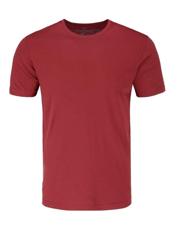 Pánská móda - Pánské triko T-BASIC červené
