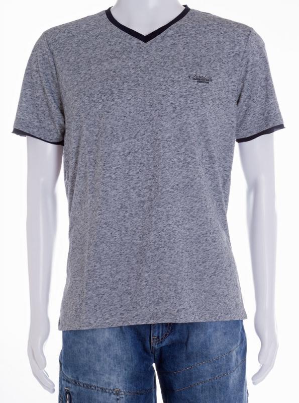 Pánská móda - Pánské triko 5065 šedé