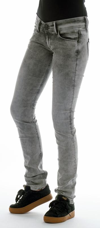 Dámské džíny - Valencie šedé 505