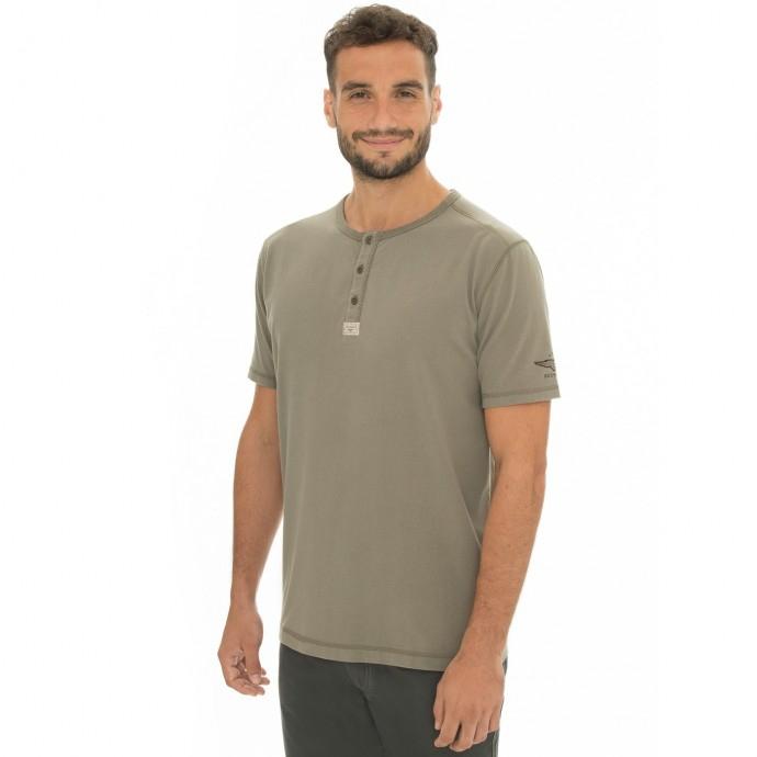 Bushman - Pánské triko Oramsy II khaki