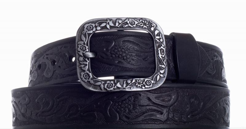 Kožené opasky - Pásek kožený 1469 vzor