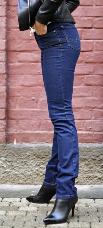 Dámské džíny - Dámské džíny Afrodita 149