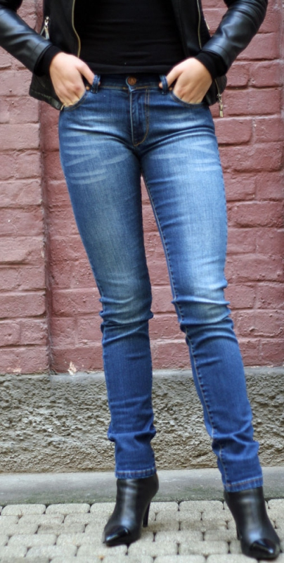 Dámské džíny - Dámské džíny Watford 33 RIP