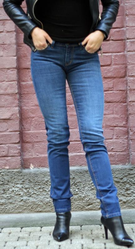 Dámské džíny - Dámské džíny Watford Ruby