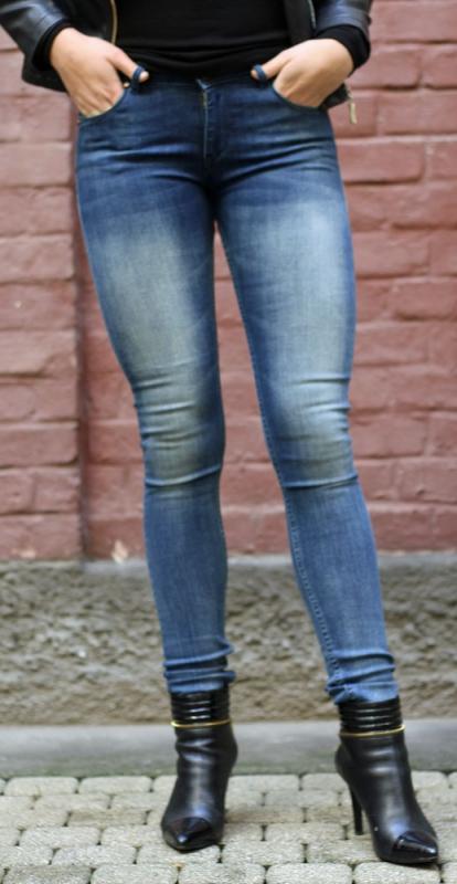 Dámské džíny - Dámské džíny Levante RR 33