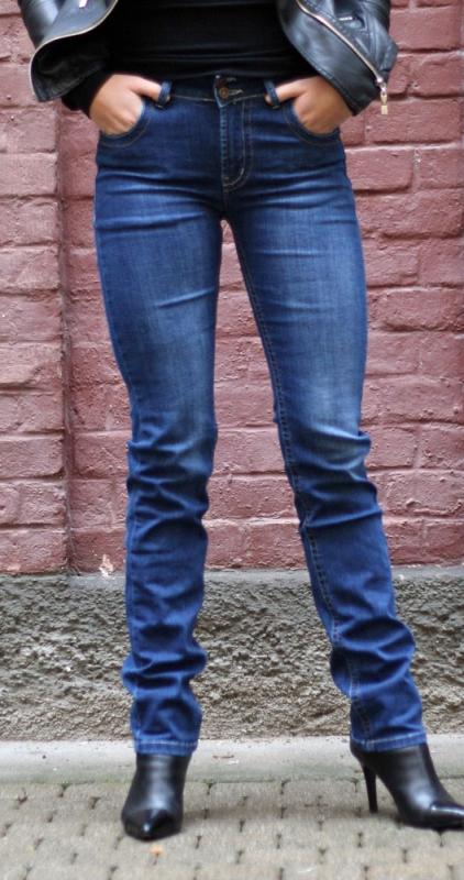 Dámské džíny - Dámské džíny Paris 368-40