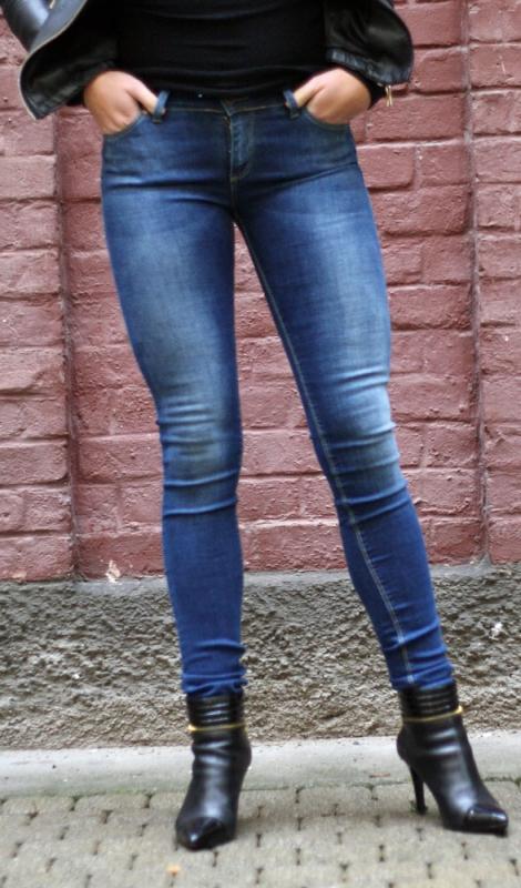 Dámské džíny - Dámské džíny Palmas 33 ds