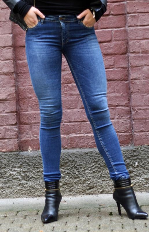 Dámské džíny - Dámské džíny Palmas