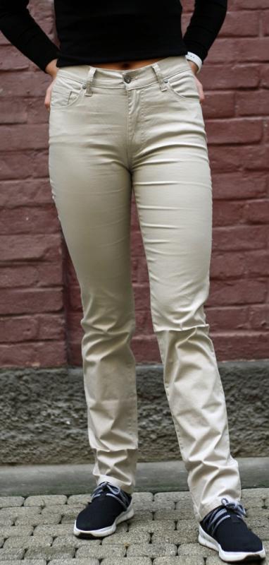 Dámské džíny - Dámské keprové kalhoty