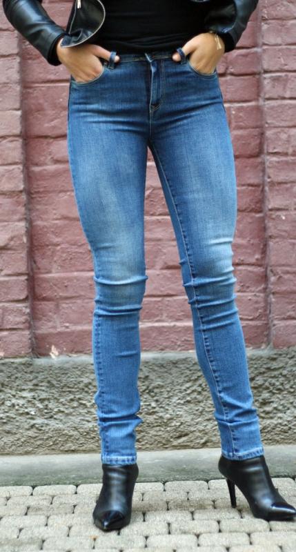 Dámské džíny - Dámské džíny Vigo SLS