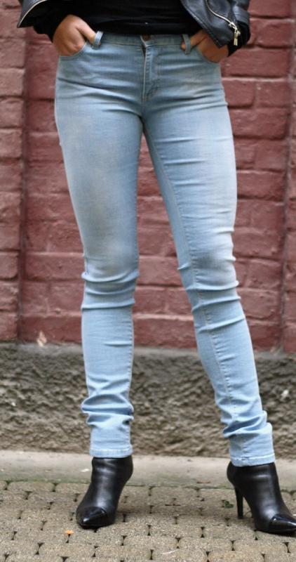 Dámské džíny - Dámské jeans Watford světlé