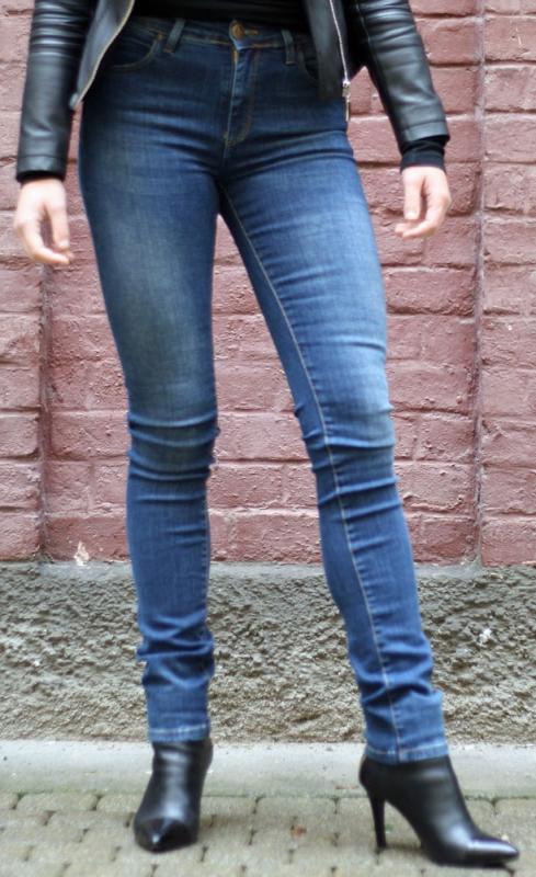 Dámské džíny - Dámské jeansy Vigo 368
