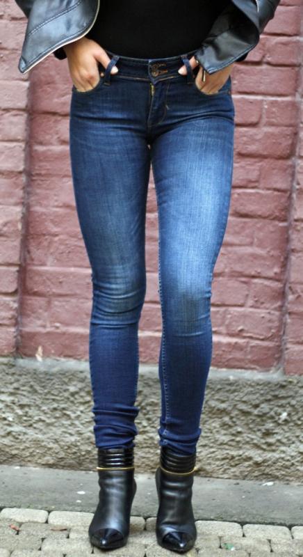 Dámské džíny - Dámské džíny Levante 368