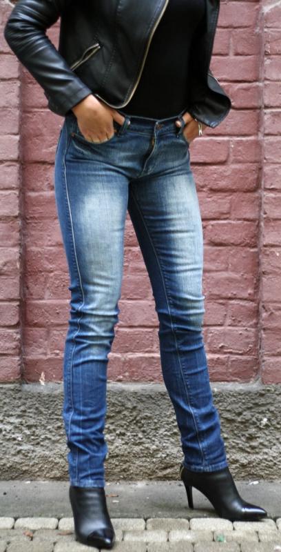 Dámské džíny - Dámské džíny Watford P33