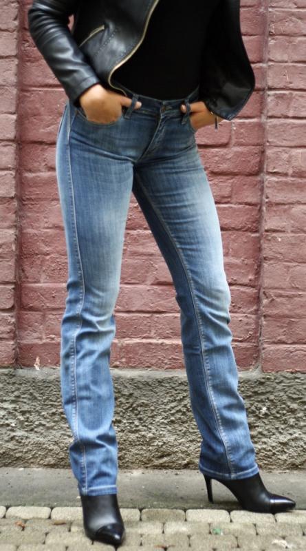 Dámské džíny - Dámské džíny Watford TMZ 40