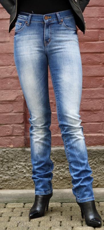 Dámské džíny - Dámské jeans Afrodita 5308