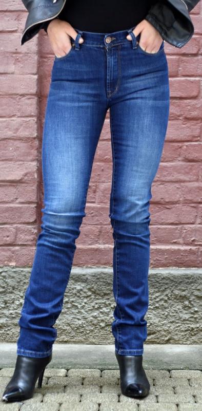 Dámské džíny - Dámské džíny Afrodita Davos