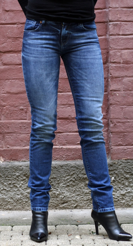 Dámské džíny - Dámské džíny Watford dav.