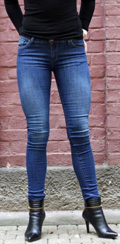 Dámské džíny - Dámské džíny Palmas 368