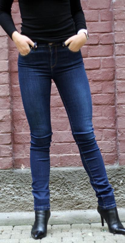 Dámské džíny - Dámské džíny Vigo slim