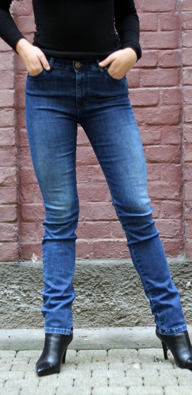 Dámské džíny - Dámské džíny Afrodita DS