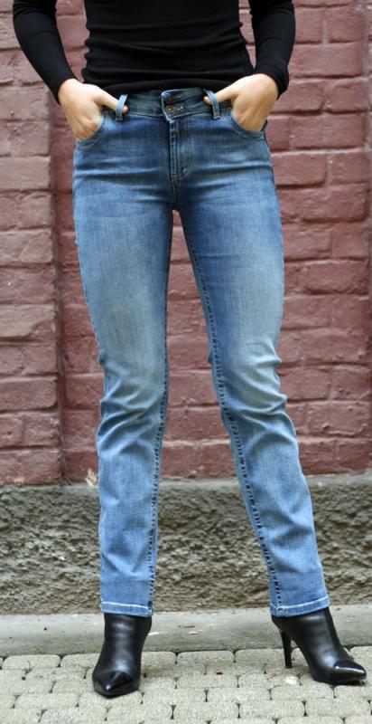 Dámské džíny - Dámské jeansy Paris 40-368