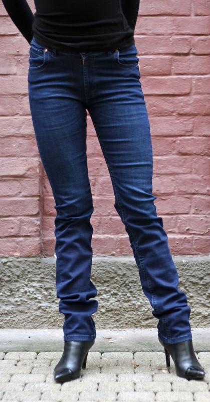 Dámské džíny - Dámské džíny Paris