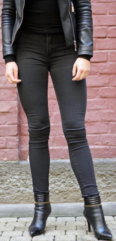Dámské džíny - Dámské kalhoty Larisa