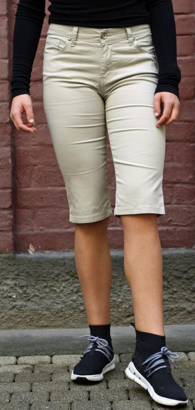 Dámské džíny - Dámské kraťasy Kepr