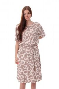 Dámská móda - Dámské šaty vzorované