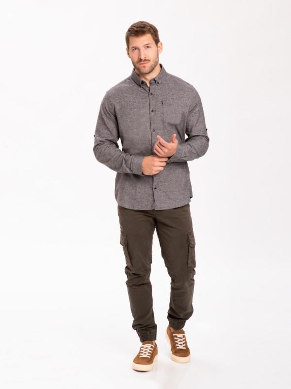 Pánská móda - Pánská košile Mori