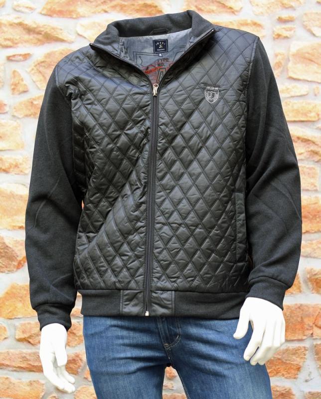 Pánská móda - Pánská bunda- mikina Jossi 442