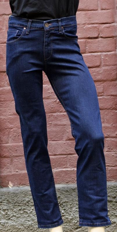 Pánské rifle - Pánské strečové jeansy Everton