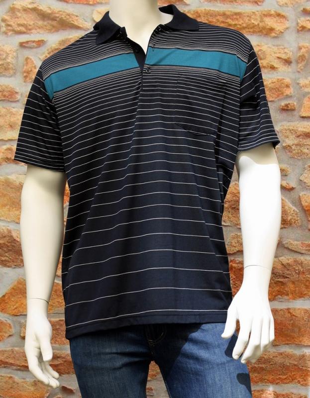 Pánská móda - Pánské polo CC 5005 12