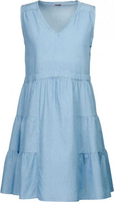 Dámská móda - Dámské šaty DR2 světle modré